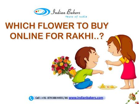 Which Flower to Buy Online for Rakhi - Online Flower Delivery | Buy Flowers Online