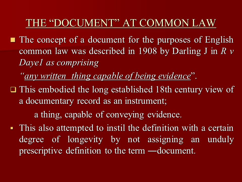 DOCUMENT AT QSO Document means any matter expressed or described upon any substance by means of letters, figures or Document means any matter expressed or described upon any substance by means of letters, figures or marks, or by more than one of those means, intended to be used, or which may be used, for the purpose recording that matter; marks, or by more than one of those means, intended to be used, or which may be used, for the purpose recording that matter;