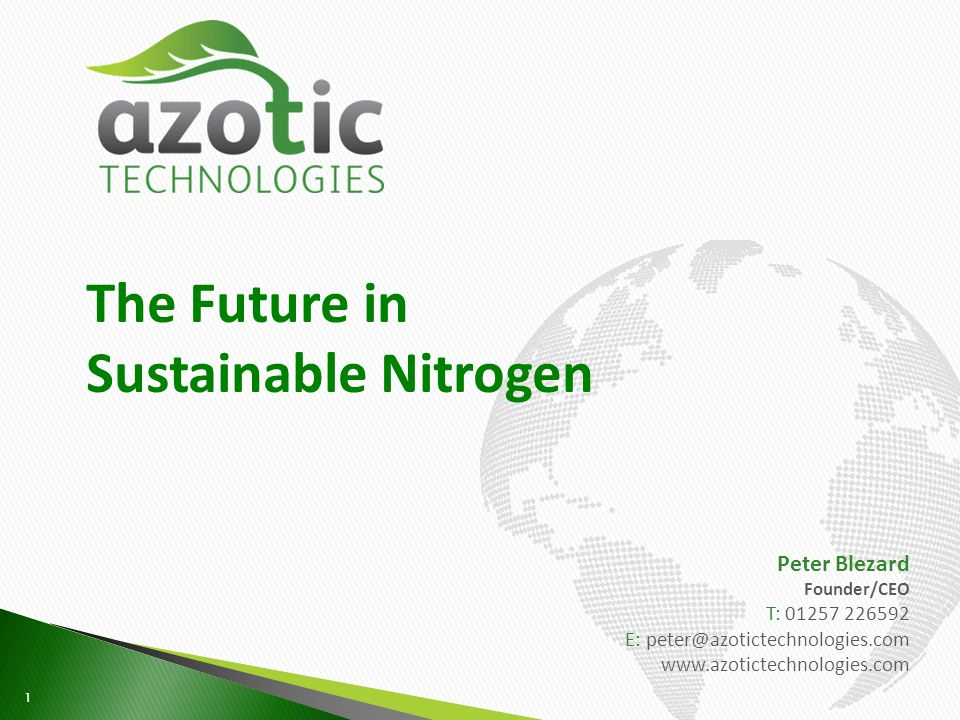 2 Nitrogen overload is an alarming global issue causing massive nitrogen pollution Food Security Water Pollution Health Issues