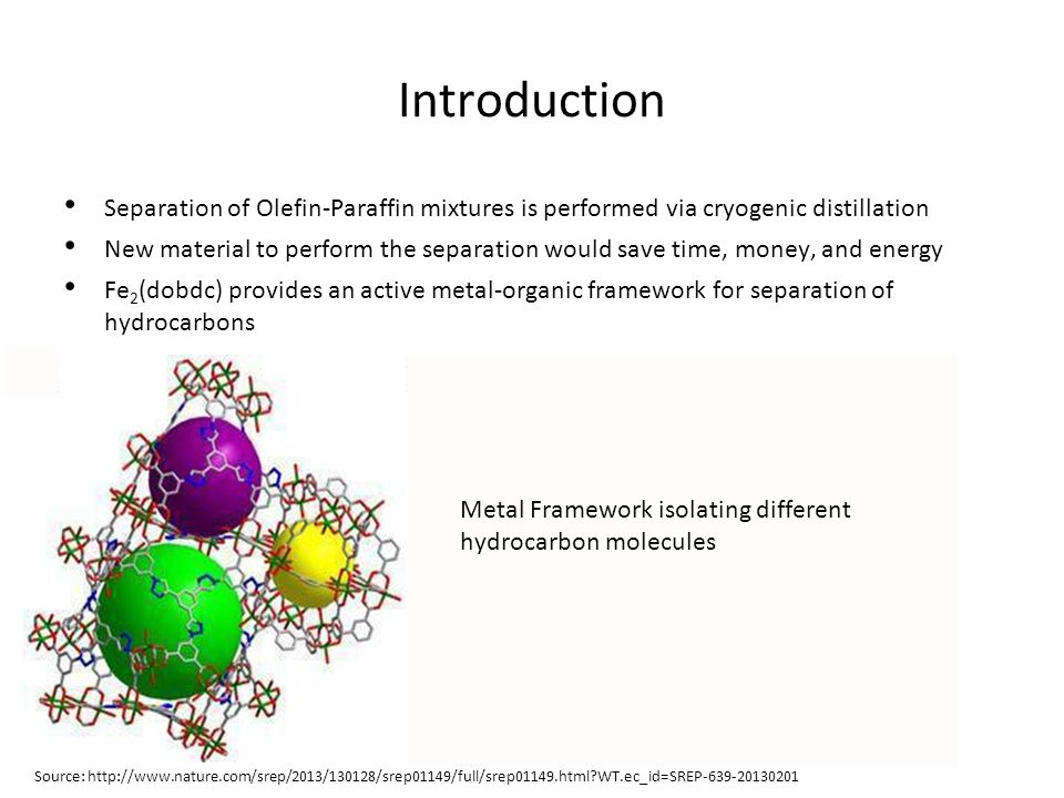 What is an Olefin-Paraffin Mixture.
