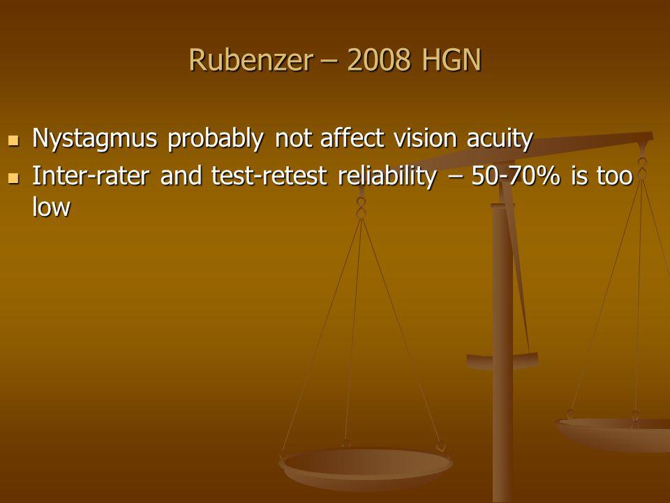 Steven J.Rubenzer, 32 Law & Hum. Behav.