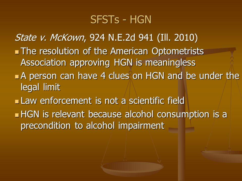 SFSTs - HGN 4.