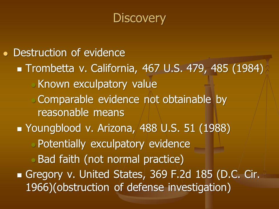 Trombetta Trombetta State v.Blackwell, 537 S.E.2d 457 (Ga.App.