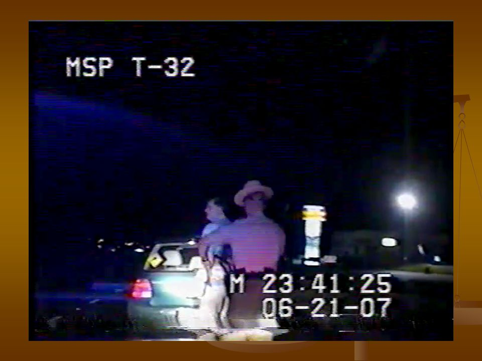 NHTSA's standardized field sobriety tests The National Highway Traffic Administration (NHTSA) developed tests.