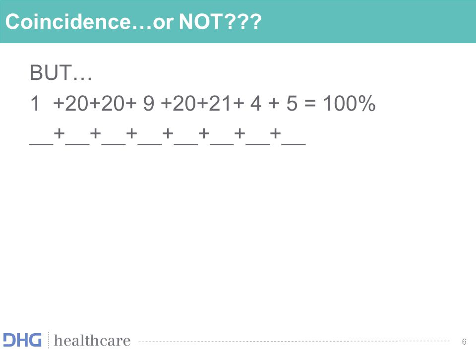 7 Coincidence…or NOT???