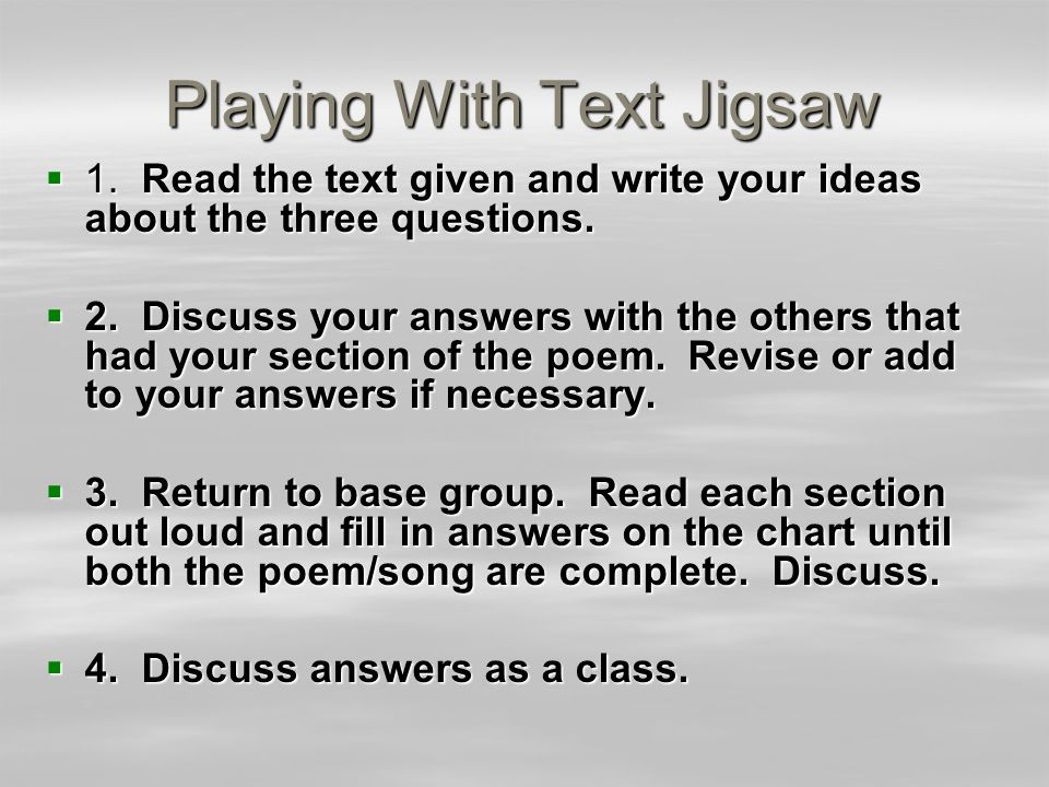 Reading with a Focus  Read the poem/song The Hardest Part of Love individually taking notes in Compare/Contrast Matrix.