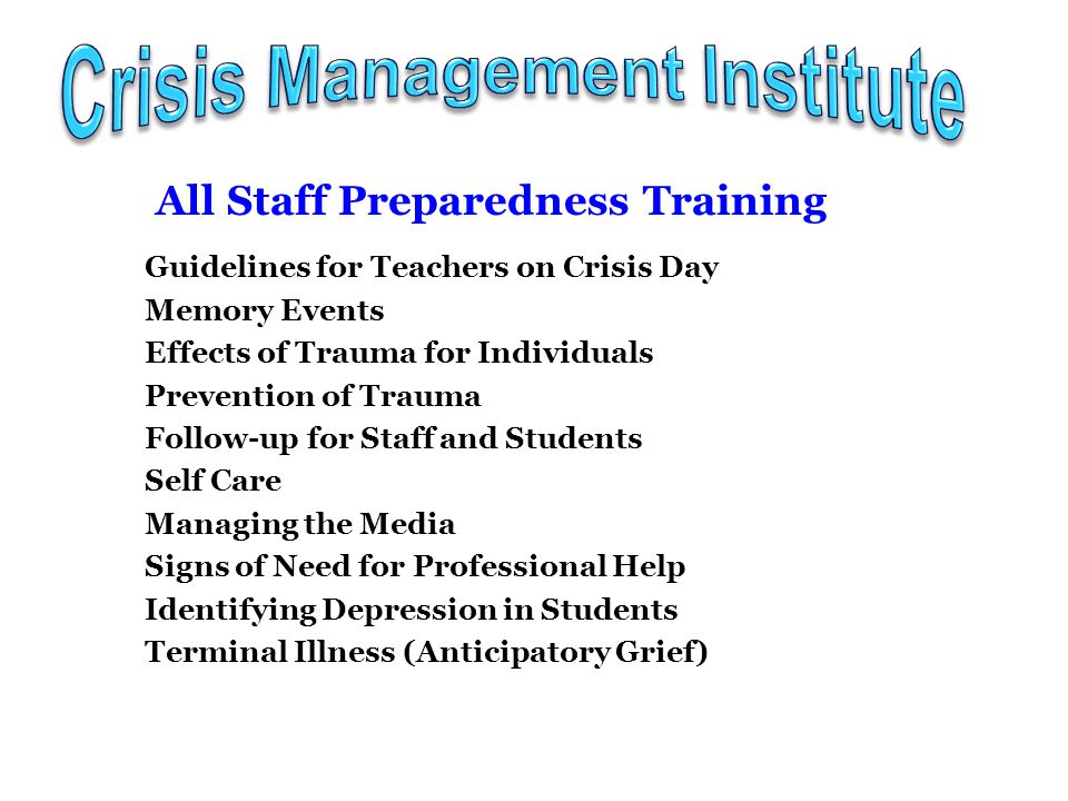 All Staff Preparedness Training For Students Attending a Funeral for the First Time Teachable Moments Parent Communications
