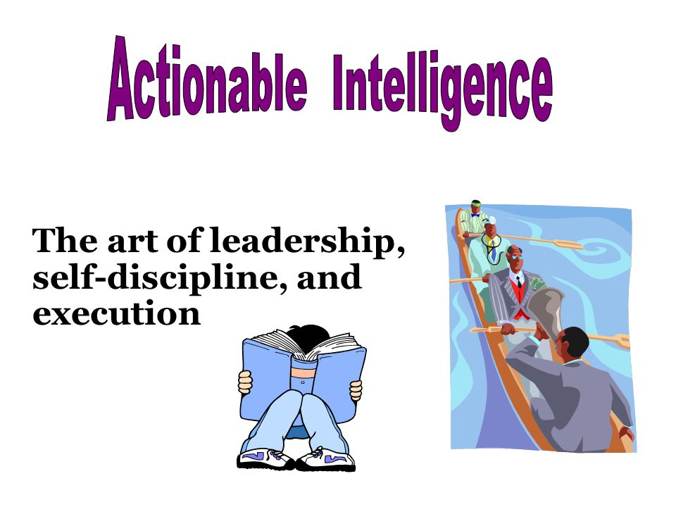 The three aspects of successful intelligence are related.