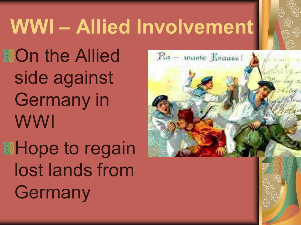 Betrayal German territories given to Japan – not China May 4, 1919 – May Fourth Movement – more people turn to communism
