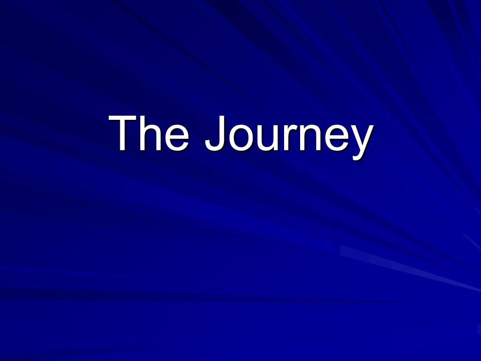 Metaphors for Journeys
