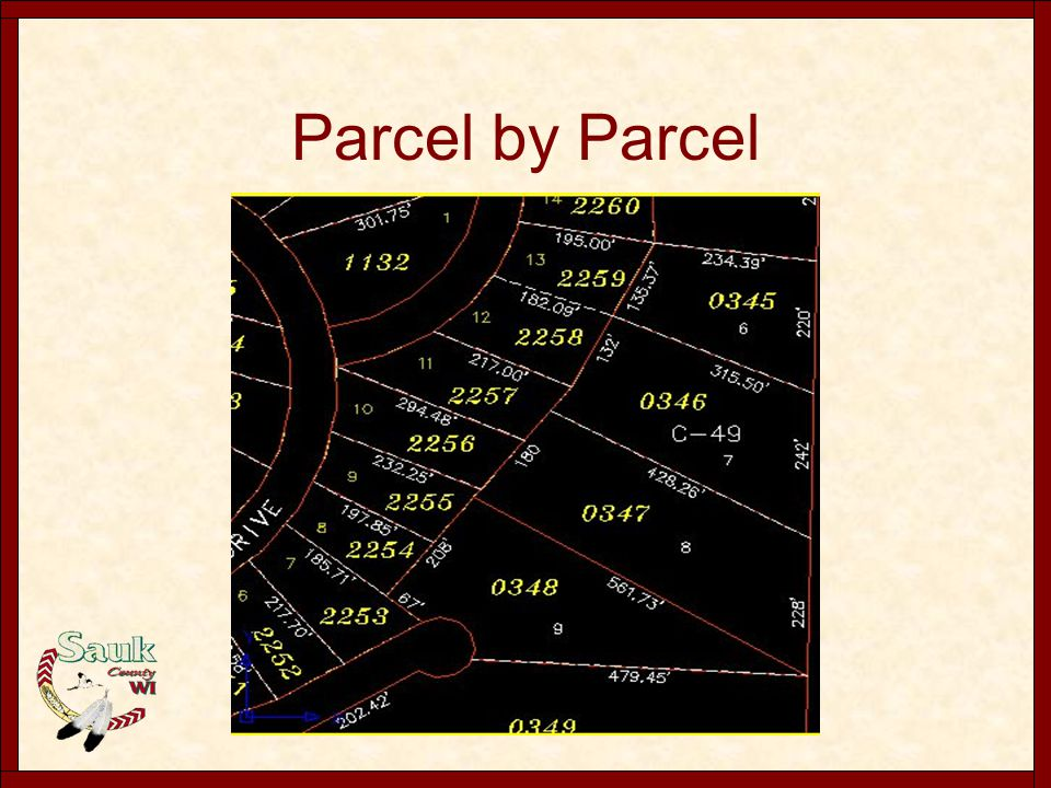 Countywide Parcel Fit