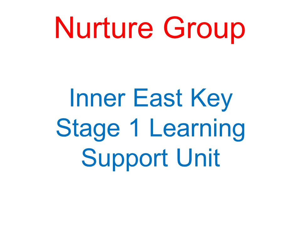 National Support School Ebor Gardens has been recognised as an outstanding school and has been granted the status of Nation Support School.