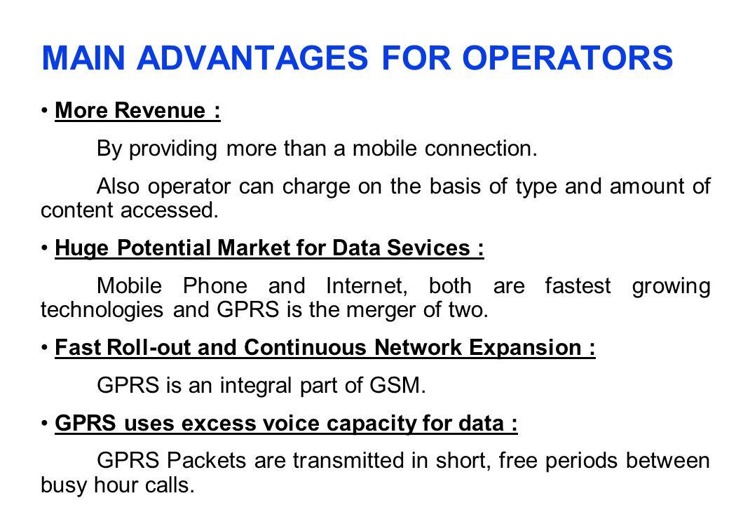 Free GSM Capacity