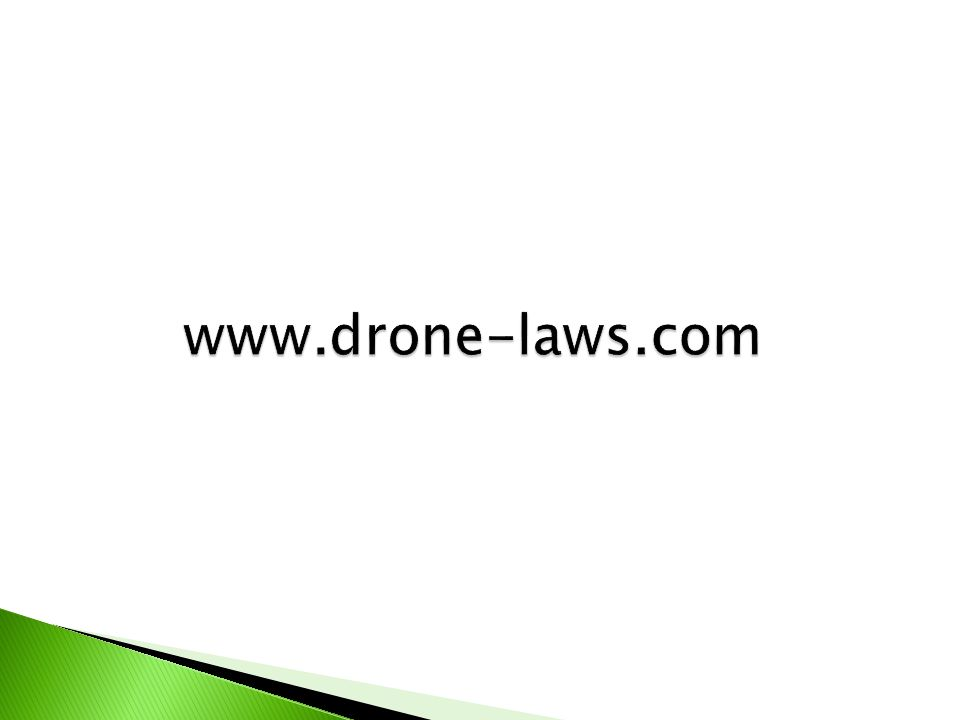 Canada is at the Vanguard of UAV Regulations. Canada is Number 1 in North America. - DIY Drones