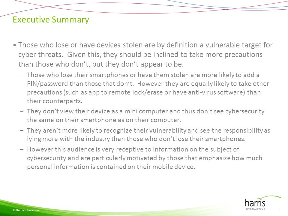 Cybersecurity is not a foreign concept for mobile devices but it is viewed differently than with computers.