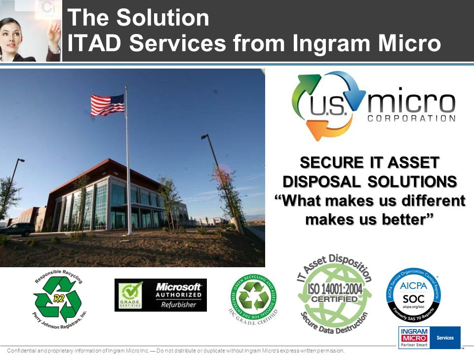 110801_8 Confidential and proprietary information of Ingram Micro Inc.