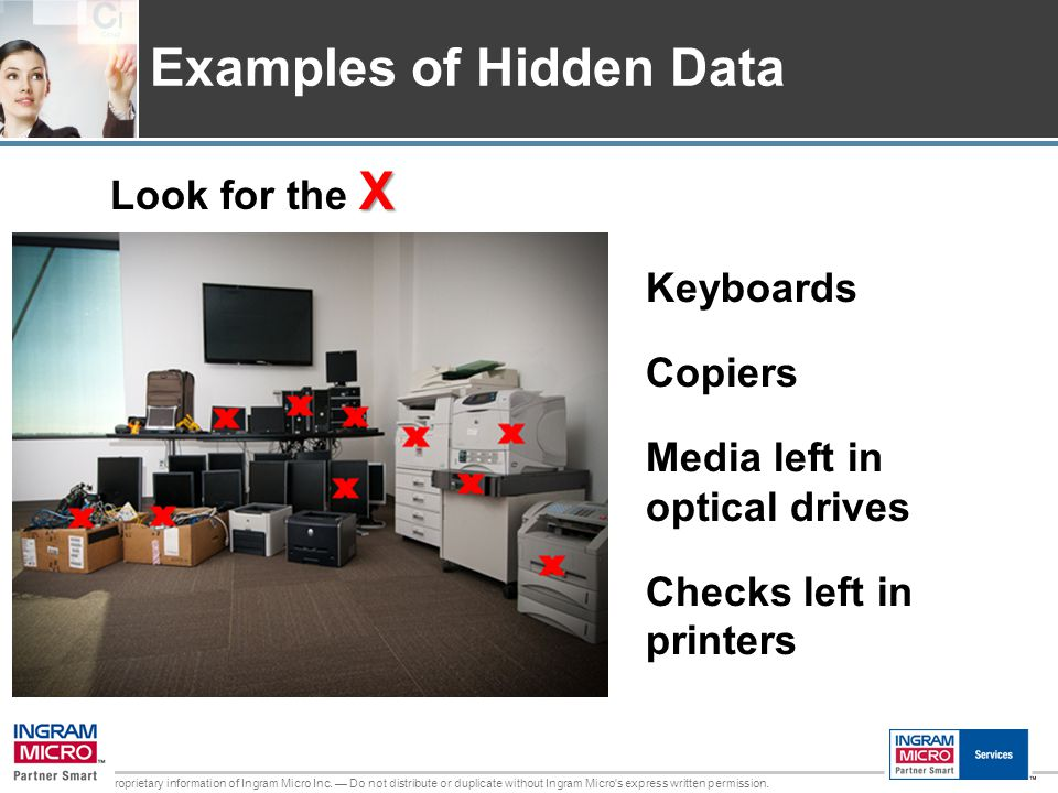 110801_10 Confidential and proprietary information of Ingram Micro Inc.