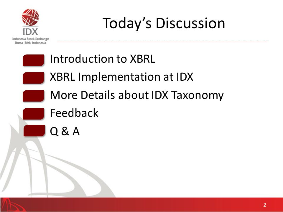 3 Introduction to XBRL