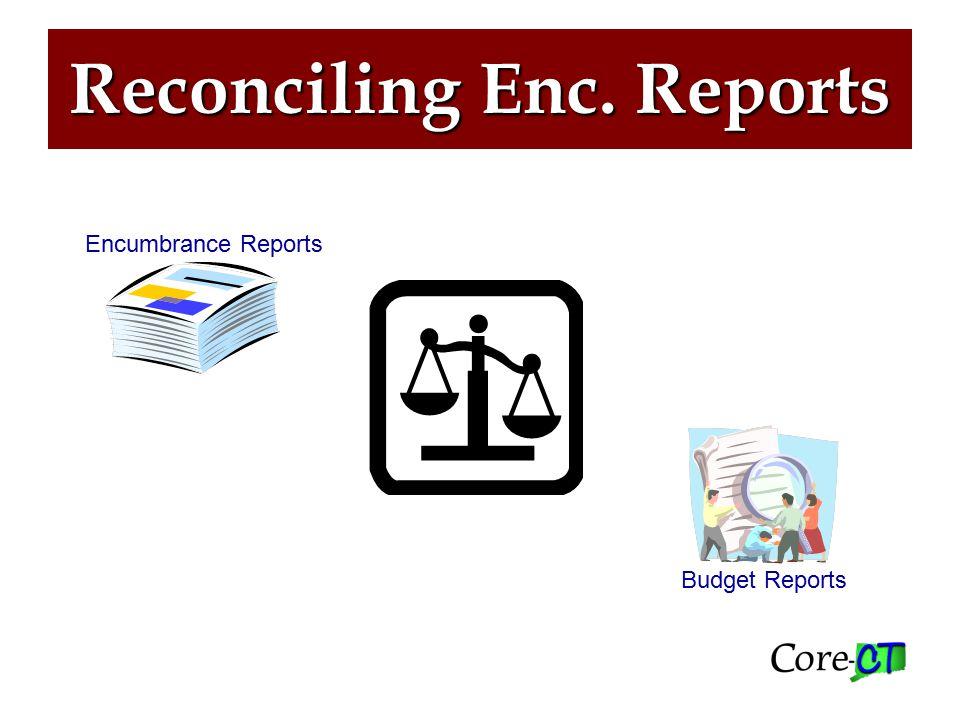 Reconciling Enc.