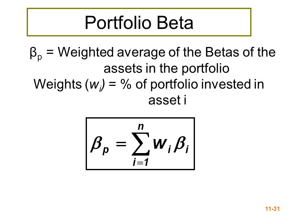 12-32 The SML Approach Use the following information to compute the cost of equity –Risk-free rate, R f –Market risk premium, E(R M ) – R f –Systematic risk of asset, 
