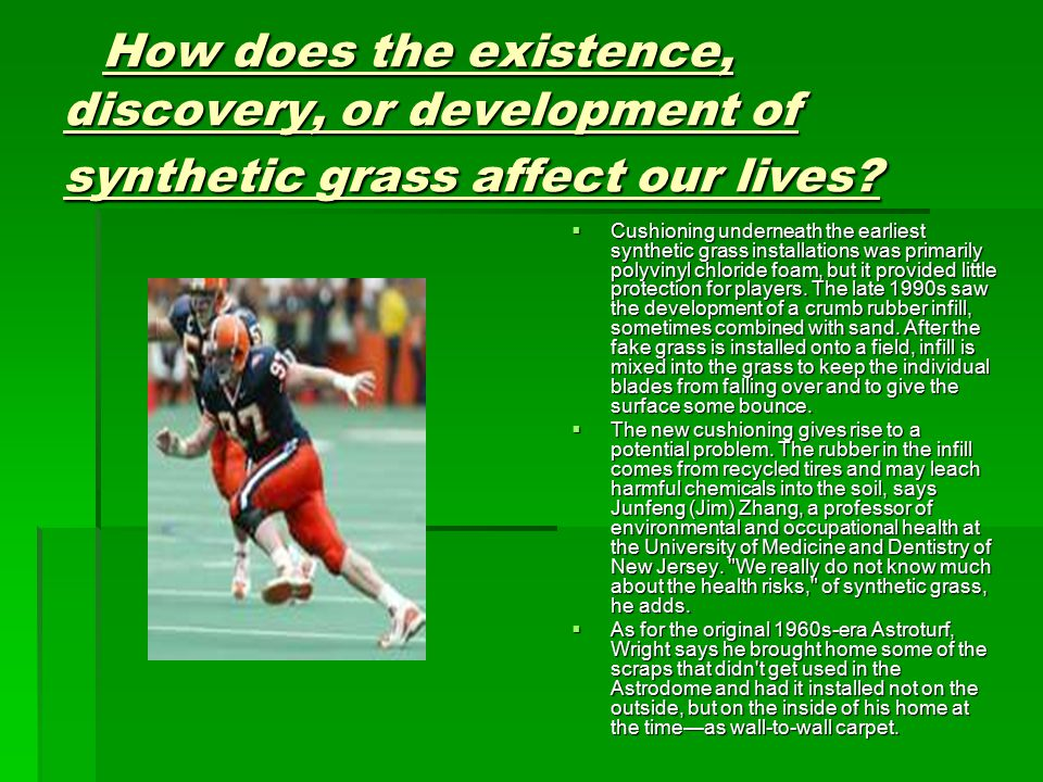 Resources  fakegrass.blogtides.com/ fakegrass.blogtides.com/ fakegrass.blogtides.com/  www.eoearth.org/article/Synthetic_turf~_ health_debate www.eoearth.org/article/Synthetic_turf~_ health_debate www.eoearth.org/article/Synthetic_turf~_ health_debate