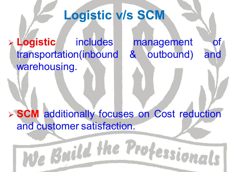 Implementing SCM strategy  A key requirement for successfully implementing SCM strategy is networking for information sharing.