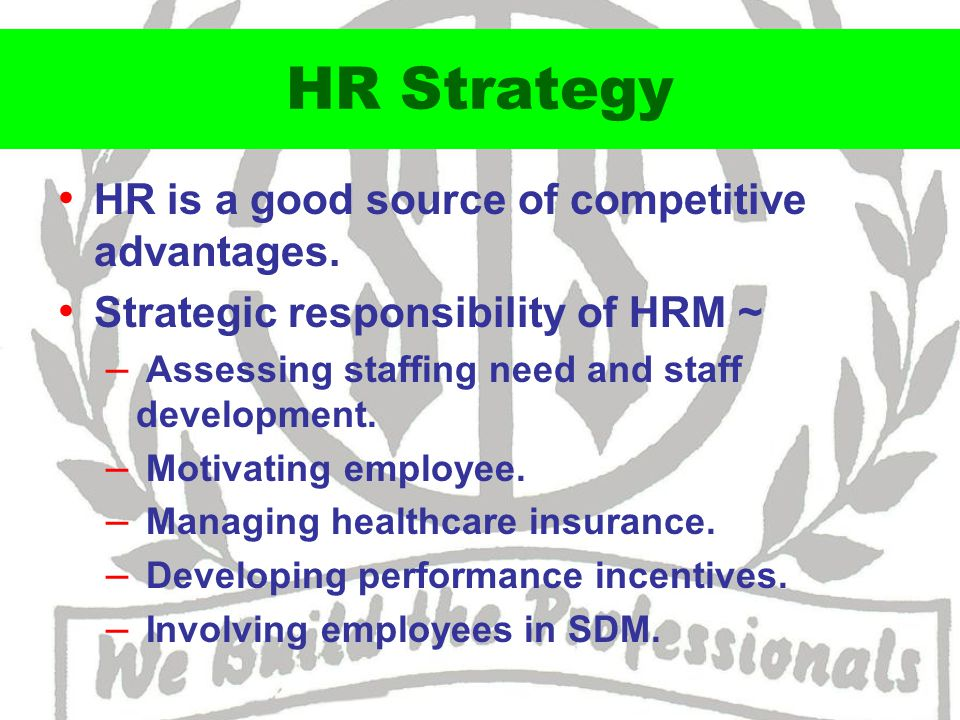 Reasons why HR creates problems in strategy implementation ~ – Disruption of social and political structure.