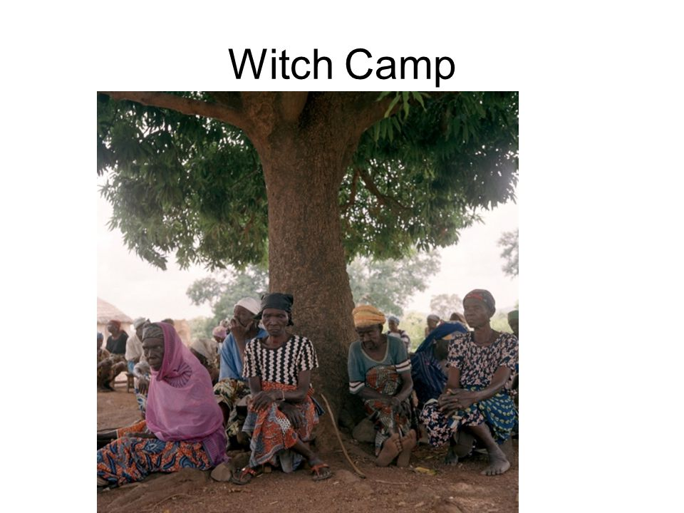 2008-Nigeria- Many of those branded child-witches are murdered - hacked to death with machetes, poisoned, drowned, or buried alive in an attempt to drive Satan out of their soul.