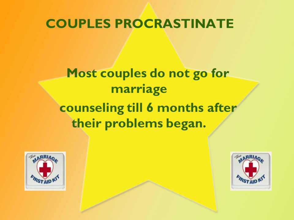Only 35% of marriage counseling is successful.