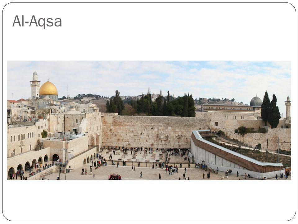 Western Wall – Al Aqsa