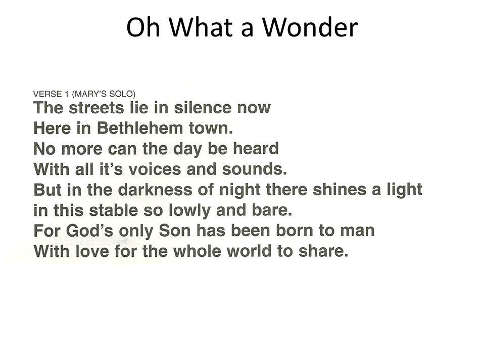 All – Chorus