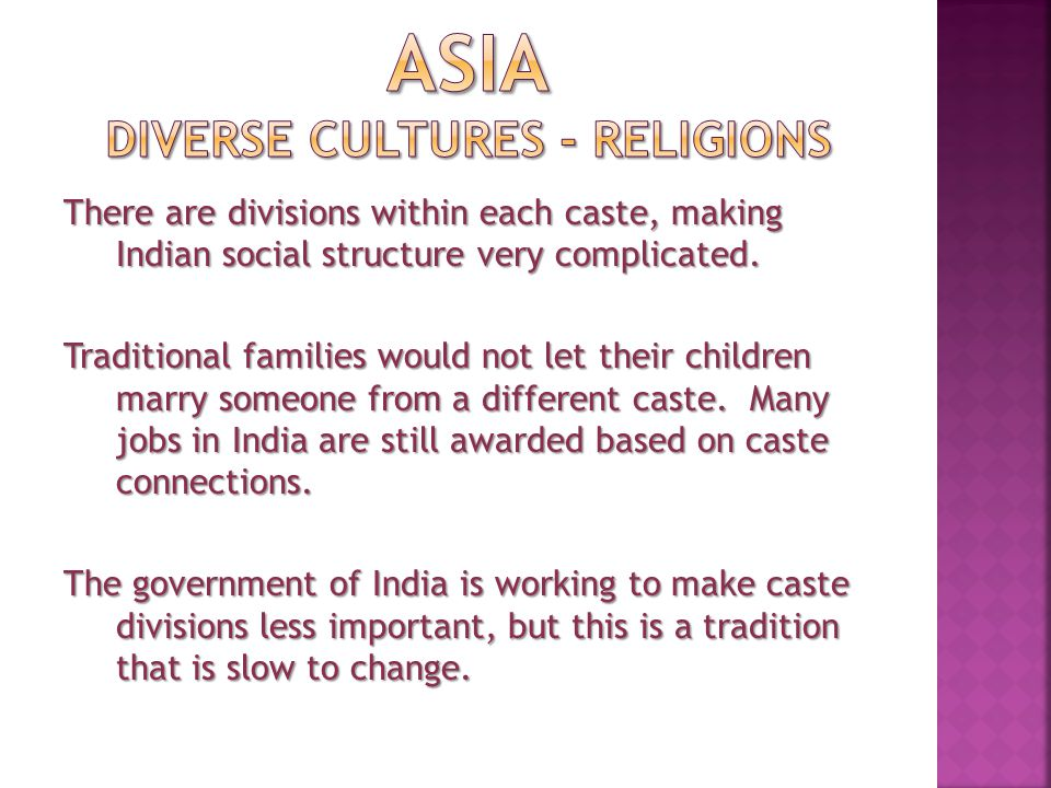 Hinduism is practiced most widely in India where over 80% of Indians claim to be Hindu.