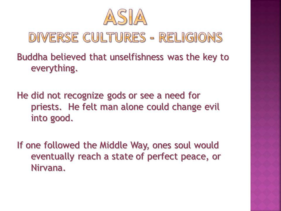 Their holy book, the Tripitaka, tells all of Buddha's teachings.