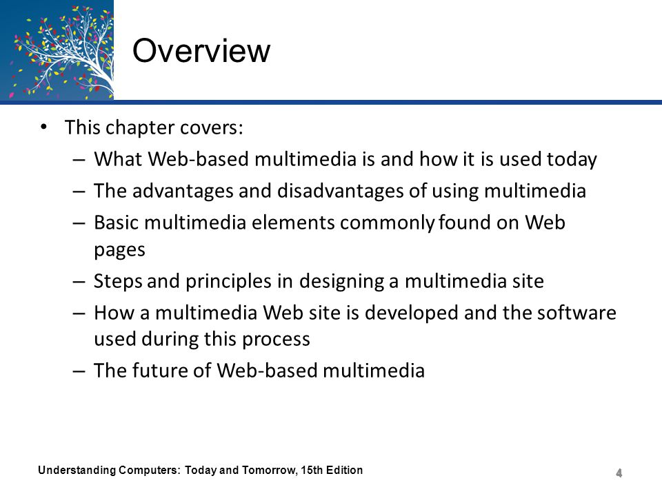 What Is Web-Based Multimedia.