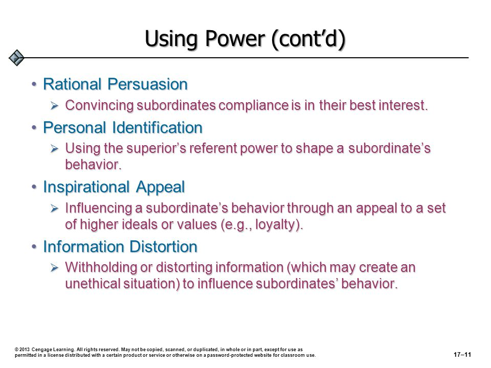 Management Challenge Question How would you rank the effectiveness of the forms of power that are used by managers when their subordinates are your age?How would you rank the effectiveness of the forms of power that are used by managers when their subordinates are your age.