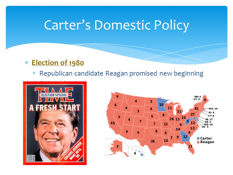  Adopted a tough stand towards communism  Intervention in Central America  Continued support to countries in communist threat  Limited military intervention  Failed peacekeeping attempts in Middle East  Terrorism Reagan's First Term Foreign Policy