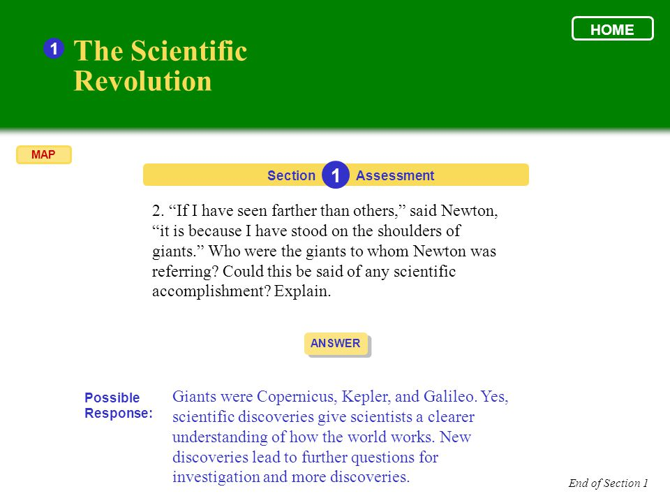 Enlightenment philosophers admire scientists' use of reason to understand the natural world.