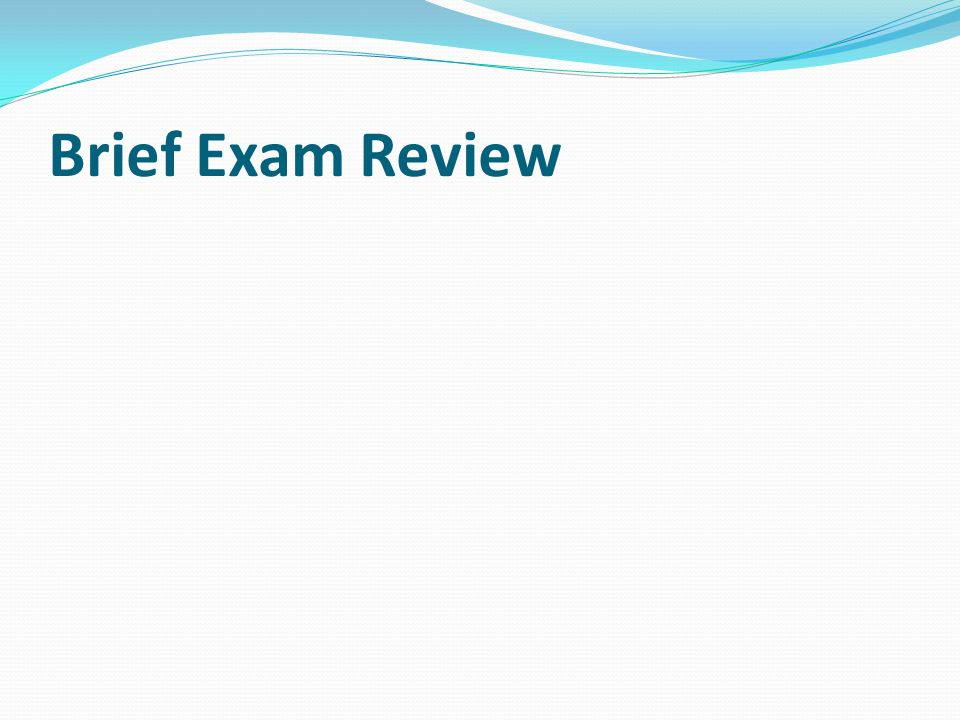Exam is open book and open notes Must bring: Pen or pencil SFU student ID Should bring: Marked copy of The Things They Carried Notes from lecture Close Reading sheet Specially prepared notes for exam Scrap paper