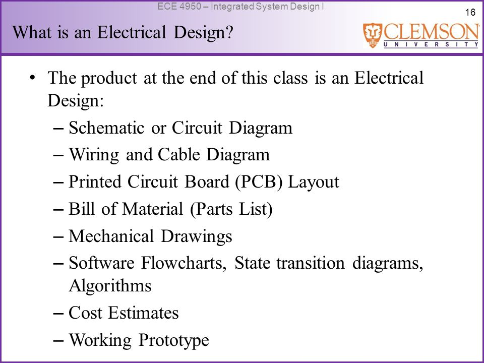 17 ECE 4950 – Integrated System Design I Design Tools Need to turn a Technical Concept into an Engineering Solution that satisfies the Requirements Functional Decomposition Top-down approach Bottom-up approach