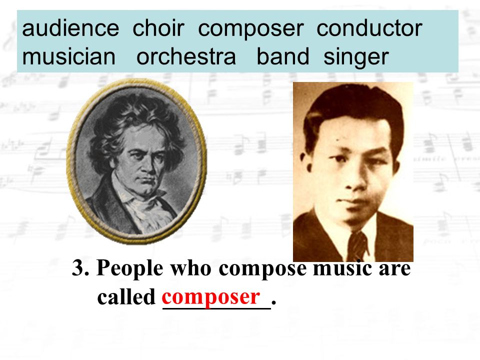 7.People who play a musical instrument as a profession are__________.