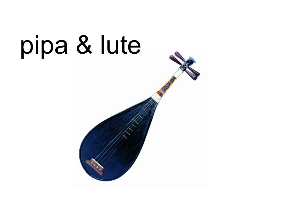 Listen to the sound and guess what kind of musical instrument it is.