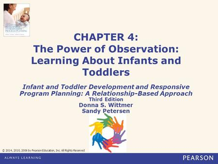 observation infant and toddler development