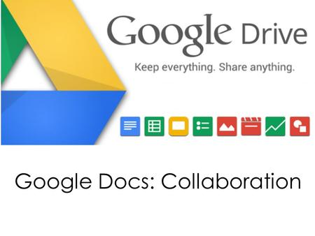Google Docs: Collaboration. History of Google Docs Writely was a web-based, collaborative word processor created by the software company Upstartle and.