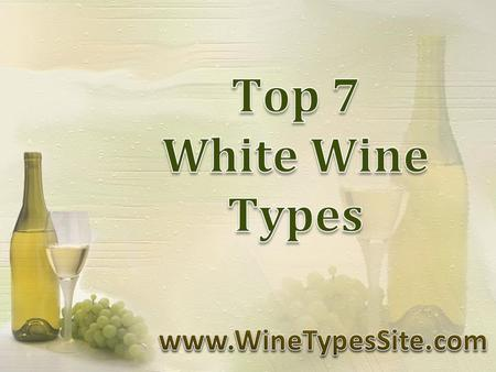 Which wine is best for your dinner? Drink up! And CHEERS to trying to discover just how many different types of wines are out there!!