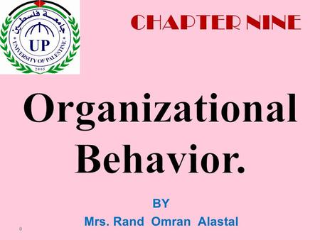 organizational group behavior and communication Communication and organizational behavior that by implementing the  understanding of individual and group behavior, of models and structures to improve.