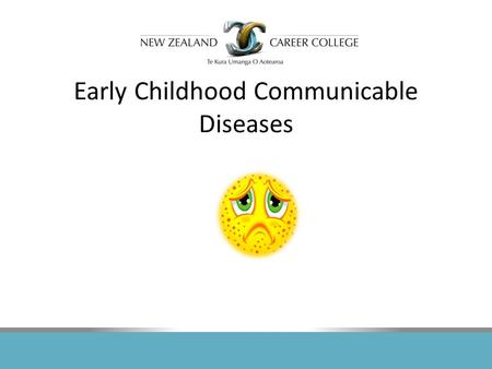 Early Childhood Communicable Diseases. Whooping cough (pertussis) Whooping cough, while often less severe in older children and adults, can be very severe.