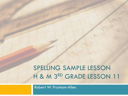 best practices in spelling instruction a research summary