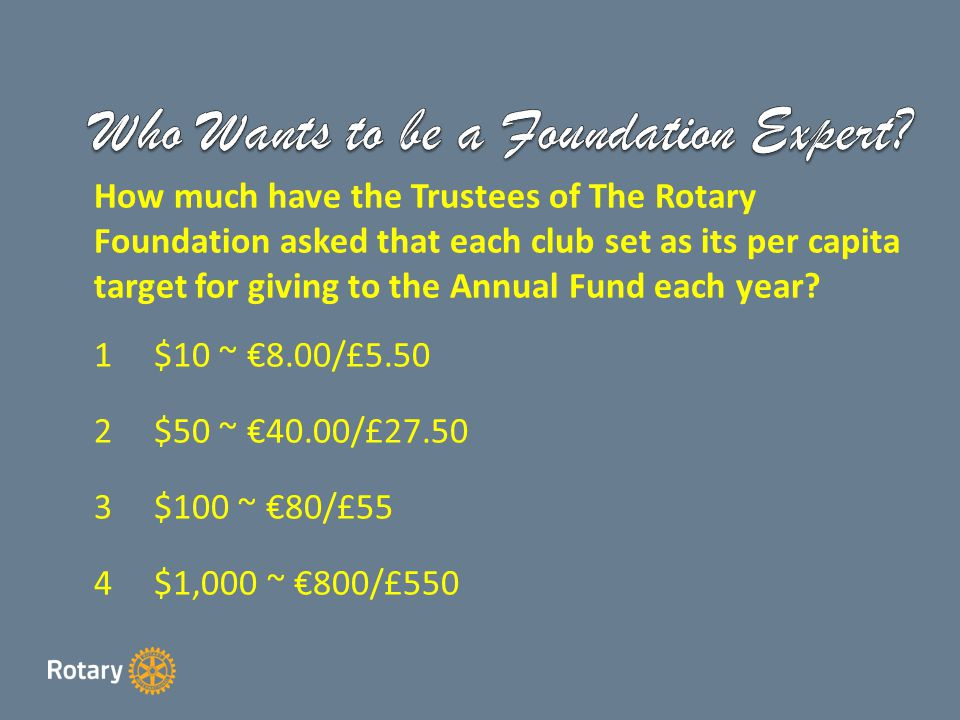 How much must a Rotarian commit to give annually to the Annual Fund become a Sustaining Member .