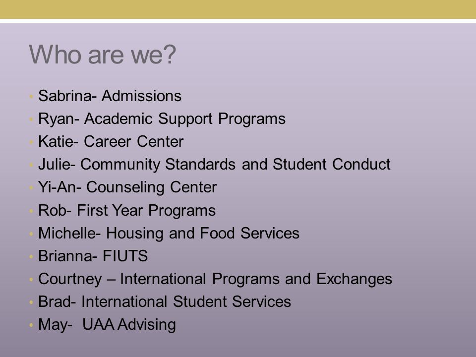 Our mission The International Student Success Committee(ISSC) facilitates interdepartmental collaboration to develop holistic understanding of the international student experience at the University of Washington.