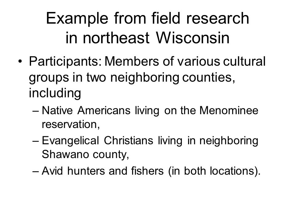 Scenarios 1.Requiring Native Americans to give up tribal regulation of fishing and hunting practices.